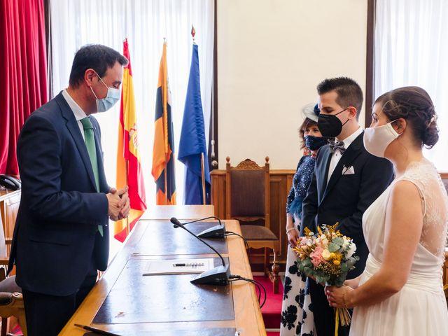 La boda de Rubén y Cristina en Portugalete, Vizcaya 11