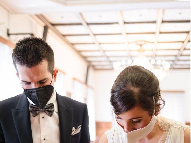 La boda de Rubén y Cristina en Portugalete, Vizcaya 13