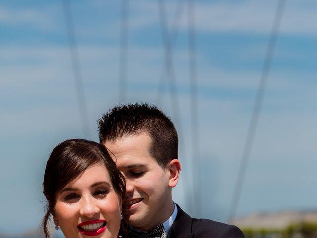 La boda de Rubén y Cristina en Portugalete, Vizcaya 20