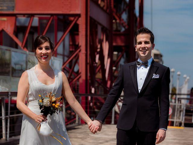 La boda de Rubén y Cristina en Portugalete, Vizcaya 21