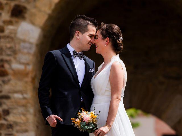 La boda de Rubén y Cristina en Portugalete, Vizcaya 1