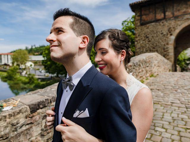 La boda de Rubén y Cristina en Portugalete, Vizcaya 26