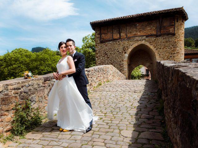 La boda de Rubén y Cristina en Portugalete, Vizcaya 27