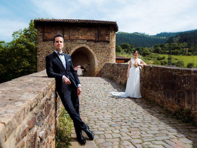 La boda de Rubén y Cristina en Portugalete, Vizcaya 28