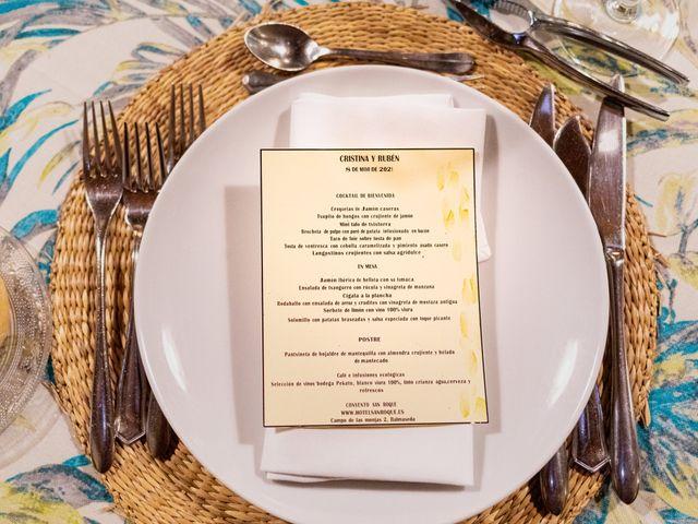 La boda de Rubén y Cristina en Portugalete, Vizcaya 37