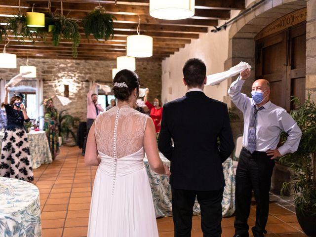 La boda de Rubén y Cristina en Portugalete, Vizcaya 40