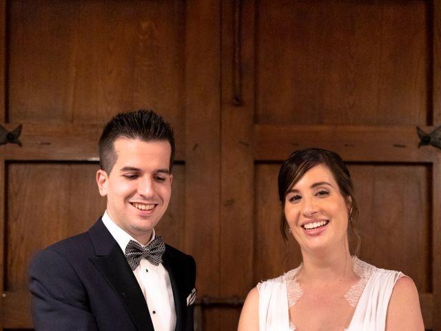 La boda de Rubén y Cristina en Portugalete, Vizcaya 49