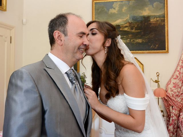 La boda de Rebeca y Raúl en Pedrola, Zaragoza 15