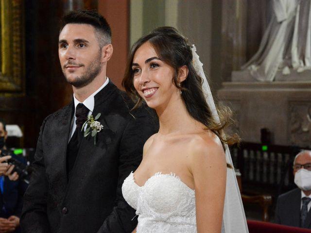 La boda de Rebeca y Raúl en Pedrola, Zaragoza 25