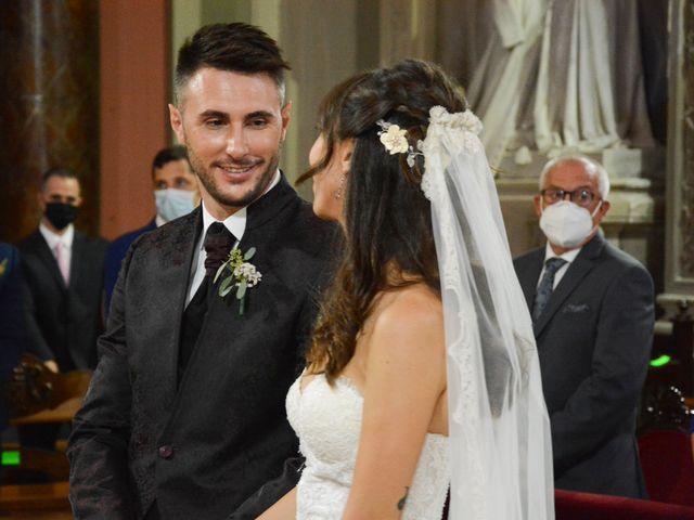 La boda de Rebeca y Raúl en Pedrola, Zaragoza 27
