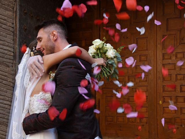 La boda de Rebeca y Raúl en Pedrola, Zaragoza 28