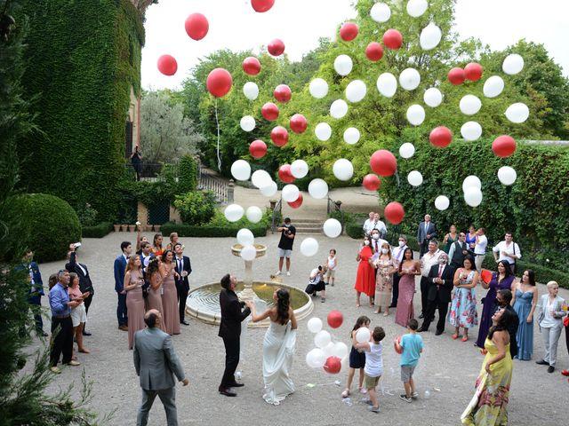 La boda de Rebeca y Raúl en Pedrola, Zaragoza 37