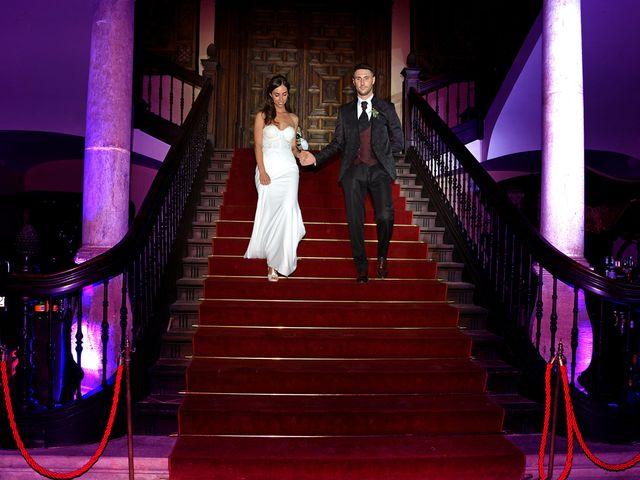 La boda de Rebeca y Raúl en Pedrola, Zaragoza 38