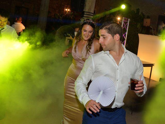 La boda de Rebeca y Raúl en Pedrola, Zaragoza 41