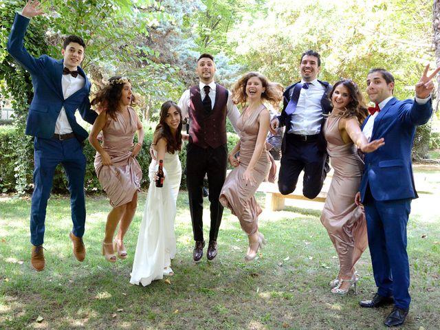 La boda de Rebeca y Raúl en Pedrola, Zaragoza 32
