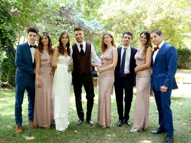 La boda de Rebeca y Raúl en Pedrola, Zaragoza 33