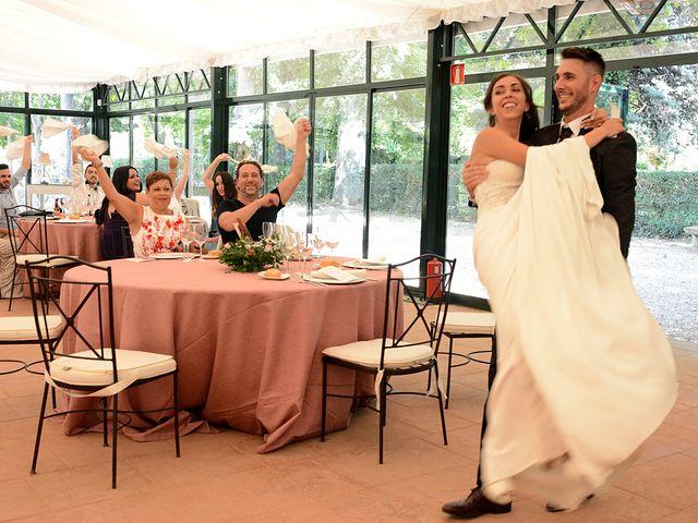La boda de Rebeca y Raúl en Pedrola, Zaragoza 34