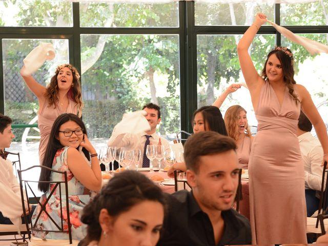 La boda de Rebeca y Raúl en Pedrola, Zaragoza 35