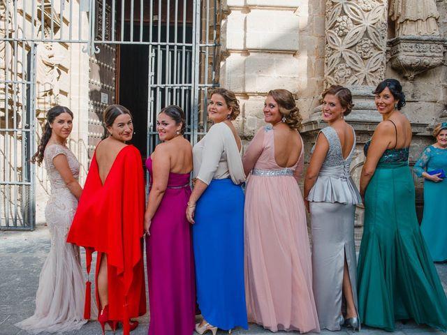 La boda de Marcos y Raquel en Jerez De La Frontera, Cádiz 3