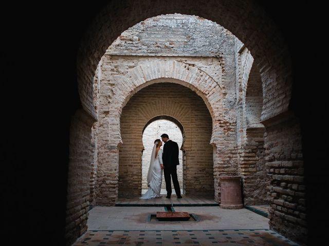La boda de Marcos y Raquel en Jerez De La Frontera, Cádiz 5
