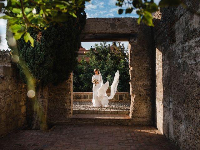 La boda de Marcos y Raquel en Jerez De La Frontera, Cádiz 11