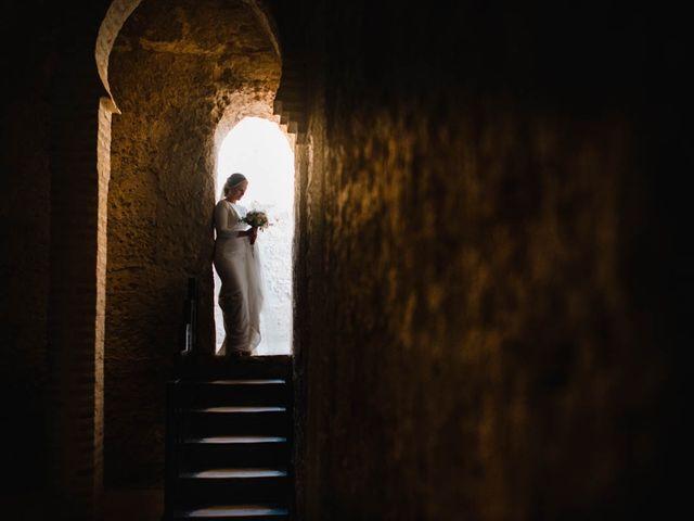 La boda de Marcos y Raquel en Jerez De La Frontera, Cádiz 12
