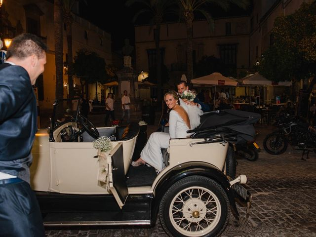 La boda de Marcos y Raquel en Jerez De La Frontera, Cádiz 22