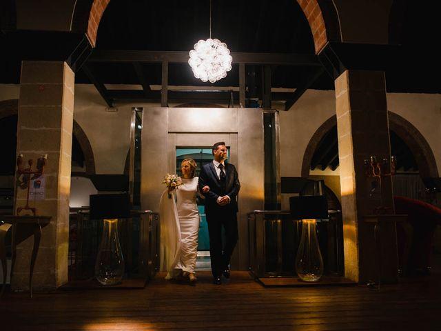 La boda de Marcos y Raquel en Jerez De La Frontera, Cádiz 25