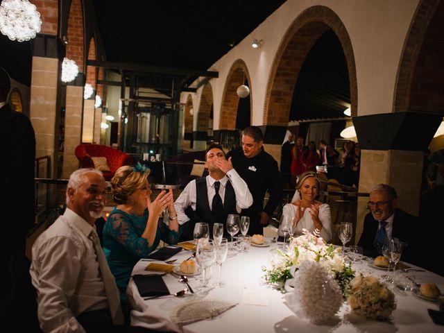 La boda de Marcos y Raquel en Jerez De La Frontera, Cádiz 26