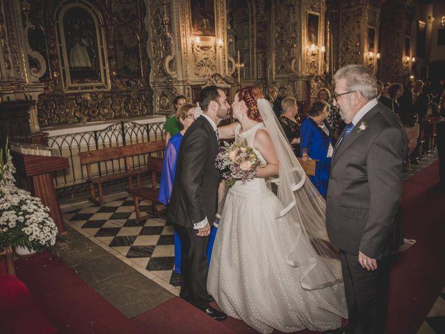 La boda de Ángel y Mª José en Granada, Granada 15