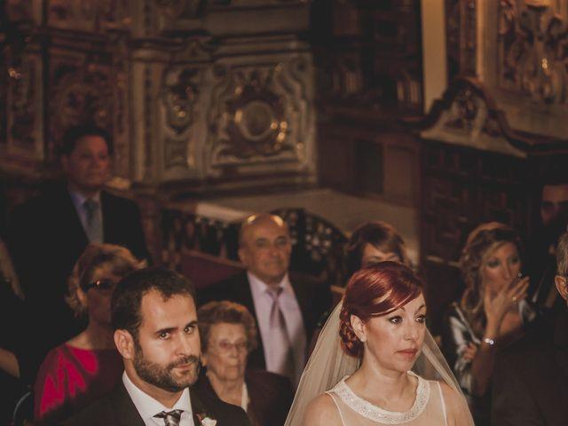 La boda de Ángel y Mª José en Granada, Granada 17