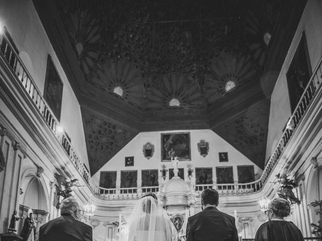 La boda de Ángel y Mª José en Granada, Granada 18