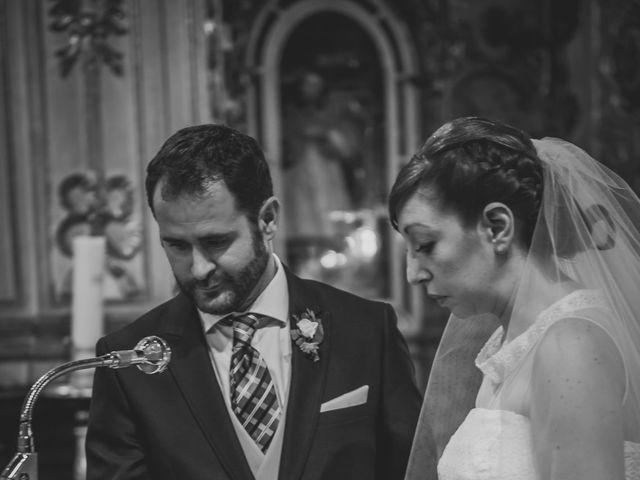 La boda de Ángel y Mª José en Granada, Granada 19