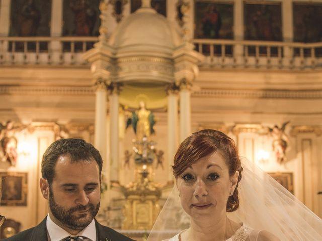 La boda de Ángel y Mª José en Granada, Granada 23