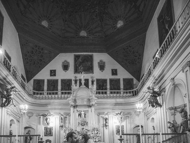 La boda de Ángel y Mª José en Granada, Granada 25
