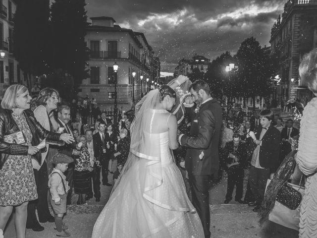 La boda de Ángel y Mª José en Granada, Granada 27