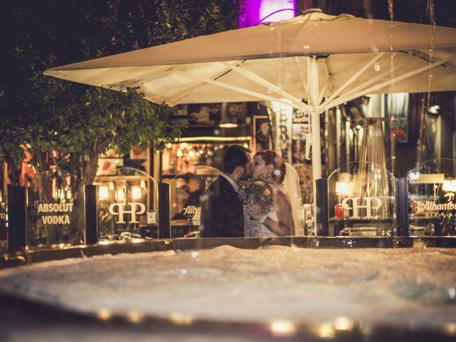 La boda de Ángel y Mª José en Granada, Granada 30