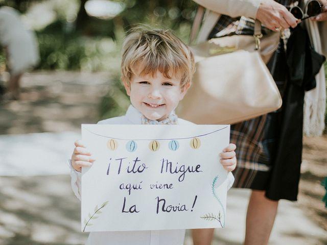 La boda de Miguel y Maria en Málaga, Málaga 10