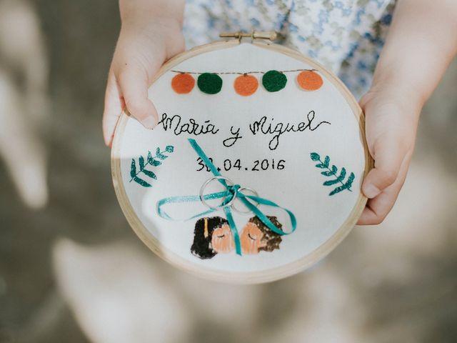 La boda de Miguel y Maria en Málaga, Málaga 11
