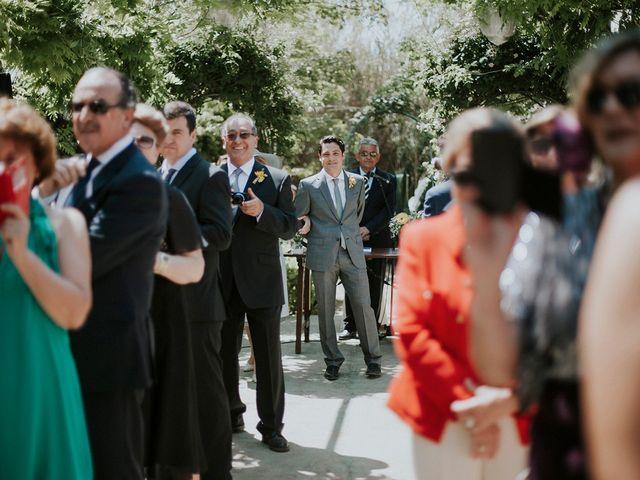 La boda de Miguel y Maria en Málaga, Málaga 14
