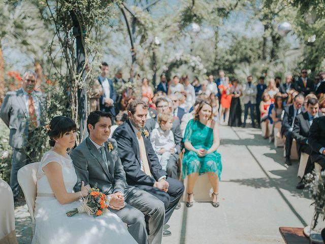 La boda de Miguel y Maria en Málaga, Málaga 23