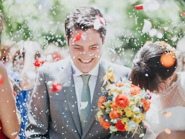 La boda de Miguel y Maria en Málaga, Málaga 35