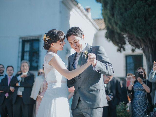 La boda de Miguel y Maria en Málaga, Málaga 49
