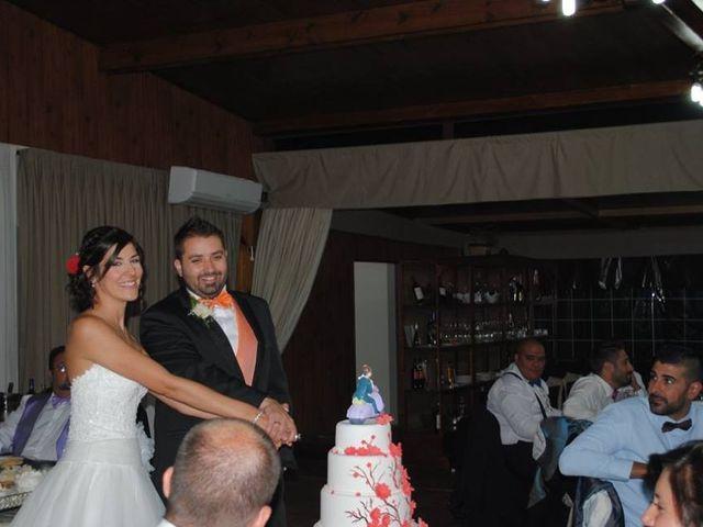 La boda de Borja y Laura  en Aldea Del Fresno, Madrid 2