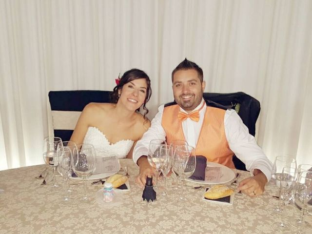 La boda de Borja y Laura  en Aldea Del Fresno, Madrid 4