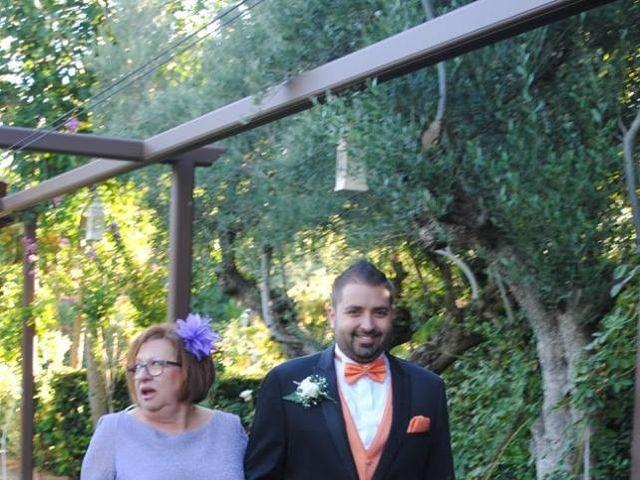 La boda de Borja y Laura  en Aldea Del Fresno, Madrid 5