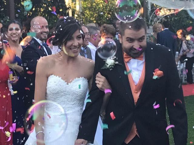 La boda de Borja y Laura  en Aldea Del Fresno, Madrid 6