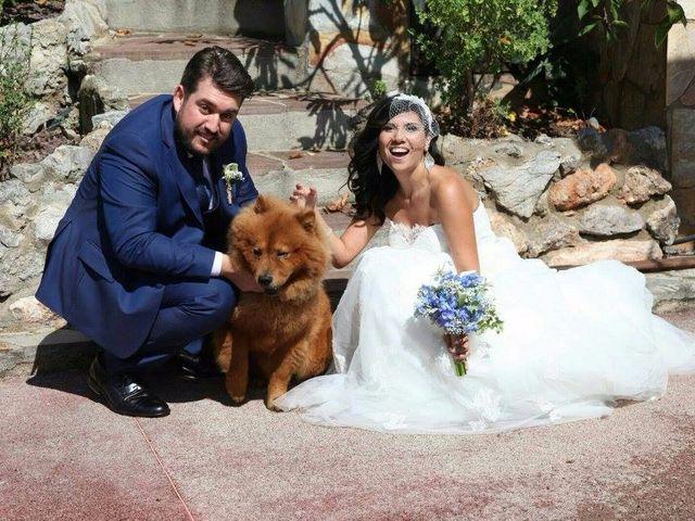 La boda de Lourdes y David