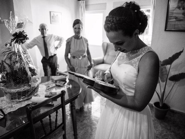La boda de Antonio y María en Villagarcia De La Torre, Badajoz 12