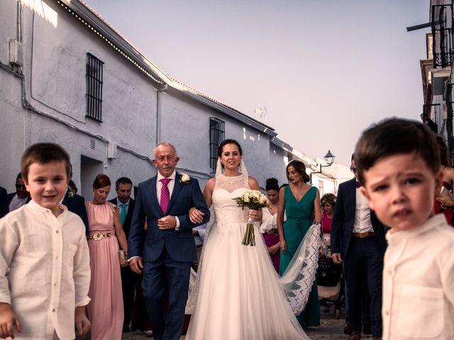 La boda de Antonio y María en Villagarcia De La Torre, Badajoz 15